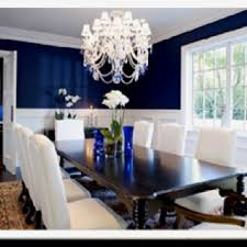 Dining Room Wall Paint Blue 104 Best Dining Room Images On Pinterest Crystals Dining Area