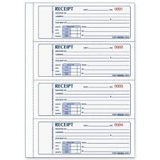 printable receipt form 6 sample reconciliation forms u2013 word