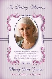 memorial cards for funeral funeral cards lavender memory funeral card messages funeral