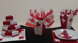Home Decor Canada by Simple Party Decorations For Canada Day Youtube