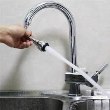 Kitchen Faucet Extension Hose Faucet Water Hose Ebay