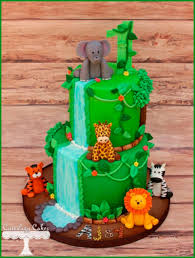 Top Festa Safari - 60 inspirações de decoração infantil @OA74