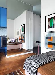 Small Room Divider 10 Ideas For Dividing Small Spaces Apartment Therapy