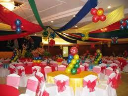 birthday party decorations henol decoration ideas