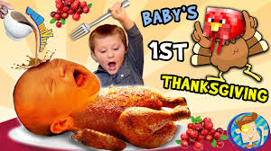 first thanksgiving for kids baby u0027s first thanksgiving flashbacks let christmas begin