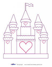 castle coloring pages printable archives coloring