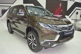 mitsubishi adventure 2017 mitsubishi montero sport showcased at the 2017 dubai motor show
