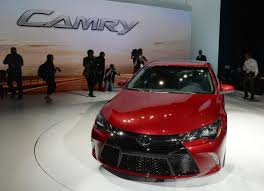 where is toyota made toyota camry ranks at top of 2015 made index ny daily