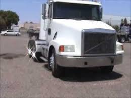 volvo truck tractor sold volvo white wca t a day cab semi truck tractor cat 3406