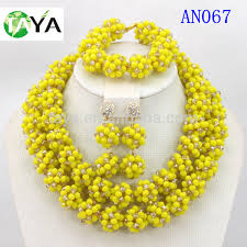 african beads necklace images Hot design african beads jewelry set costume african beads jewelry jpg