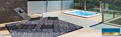 9x12 Outdoor Rug Amazon Com Brown Jordan Platinum Label Outdoor Furniture Rug 8x10