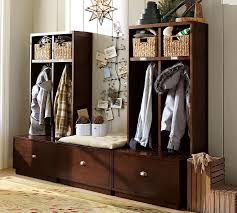 Entry Storage Bench Plans Free by Hall Storage Bench And Coat Rack Tradingbasis