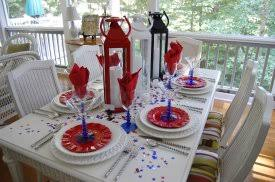 fourth of july decorations 4th of july table decoration ideas 5 30 diy 4th of july