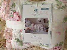 rachel ashwell simply shabby chic quilt u0026 1 sham twin garden