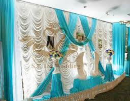 wedding backdrop curtains for sale turquoise curtains online turquoise curtains for sale