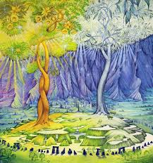 two trees of valinor the one wiki to rule them all fandom