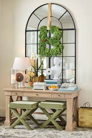 bunny williams dining holiday collections how to decorate ballard designs bourdonnais desk used in an entry designed by bunny williams