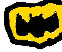 drawn symbol batman pencil color drawn symbol batman