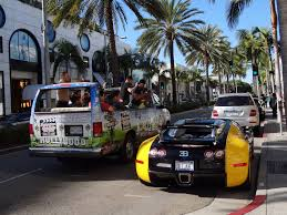 modified bugatti custom yellow u0026 black bugatti veyron spotted in beverly hills