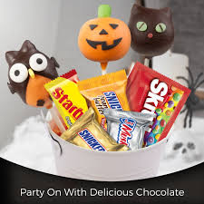 amazon com mars chocolate and more favorites halloween candy
