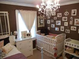 antique shabby chic girls nursery room