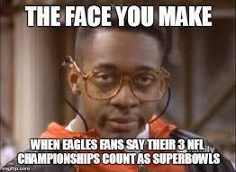 Meme Philadelphia - 81 best i hate the philadelphia eagles images on pinterest