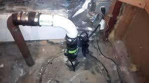 sump pump high water alarm youtube