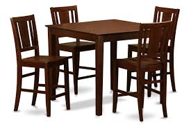 Kfi Furniture Pub Table 4 Chairs