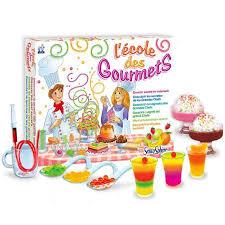 kit de cuisine pour enfant jeu activité et bricolage pour occuper un enfant