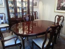 dining room sets ebay thomasville formal dining set ebay home devotee