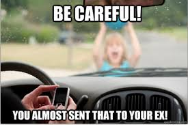 Text Driving Meme - volume 9 douche or no douche texting while driving ign boards