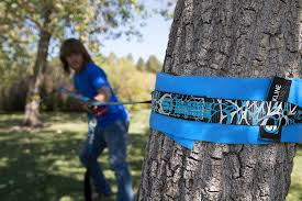 Backyard Slackline Without Trees Slackline Tree Protection U2013 Save The Trees From Abrasion