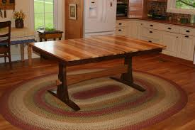 buy a custom expanding farmhouse table trestle table table with