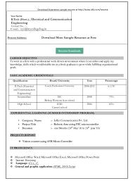 resume format in microsoft word simple resume format in ms word 2007 gentileforda