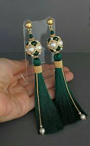 earring design silk thread jewellery jewellery design for women men