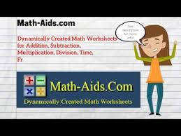 subtraction subtraction worksheets math aids free math