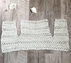 boho crochet a boho chic baby crochet vest pattern that s easy for beginners