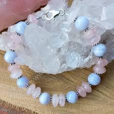 blue quartz bracelet images Custom jewellery from charms of light jpg