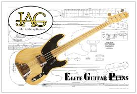 fender 51 precision bass wiring diagram ewiring