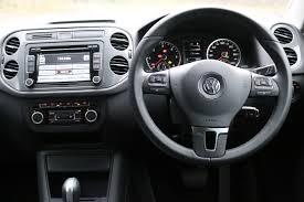 Volkswagen Tiguan 130tdi Review 4x4 Australia