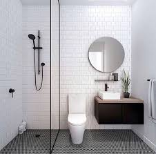 Cool Bathroom Tile Ideas Colors Best 25 Black White Bathrooms Ideas On Pinterest Classic Style