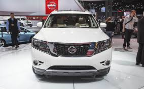 nissan pathfinder sv 2016 new york 2013 2014 nissan pathfinder hybrid is more efficient