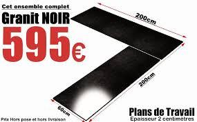 destockage plan de travail cuisine plan de travail granit prix m2 3 destockage noz industrie