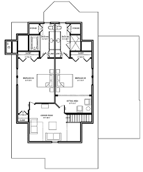 Ft Plans Craftsman Style House Plan 4 Beds 3 50 Baths 3249 Sq Ft Plan 440 5