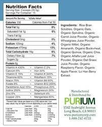 purium power shake power shake apple berry gluten free power shake is now gluten