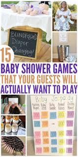 15 hilariously fun baby shower games fun baby shower games fun