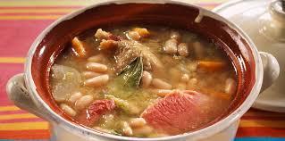cuisine landaise garbure landaise recette sur cuisine actuelle