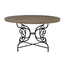 bernhardt auberge dining table bernhardt auberge round dining table top