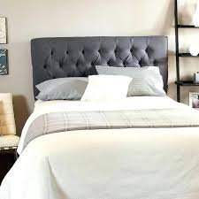 Cushioned Headboards For Beds Quilted Headboards For Queen Bedsfancy Black Upholstered