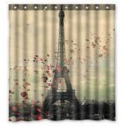 Bathroom Shower Curtain by Paris Shower Curtains